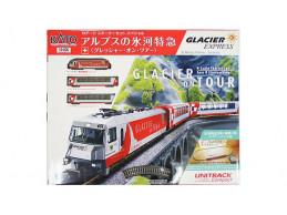 Glacier OnTour StartSet (trafo e binari)