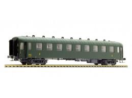 OCEM B9, vert, châssis gris, marquage 1964 / Ep. IIId / SNCF / HO / DC / 1 P.